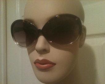 ADRIENNE VITTADINI - Vintage Tortoise Sunglasses, Large Frame