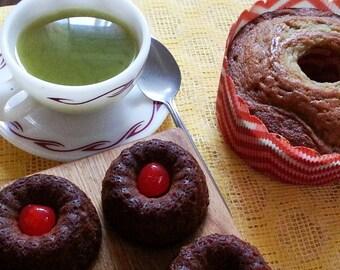 1 Dozen Green Tea Honey Cakes