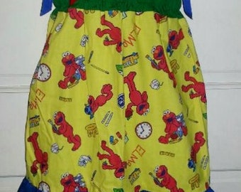 Sesame Street Elmo Boutique Pillowcase Dress