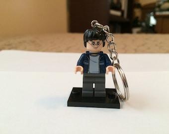 Handmade Harry Potter Minifigure Keychain