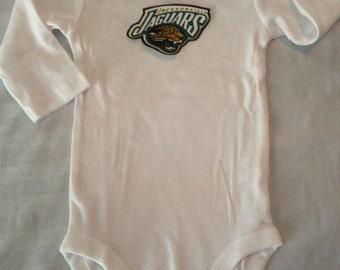 FREE SHIPPING NFL Jacksonville Jaguars Shirt Bodysuit