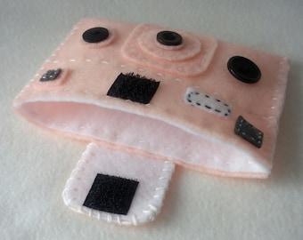 Pink Camera Cozy