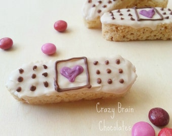 Band-Aid Rice Krispie Treats (12)