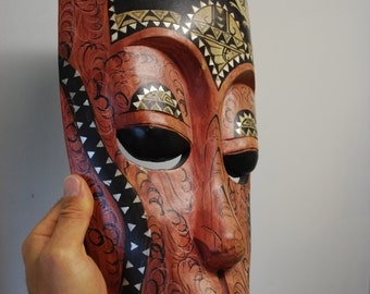 Handmade Tribal Art MASK - INDONESIA