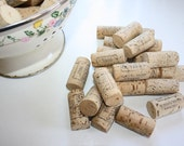 50 New Wine Corks, Corks for Crafts