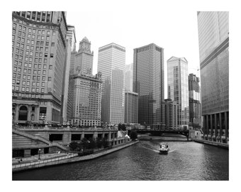 Chicago Landscape 2 Photo Print