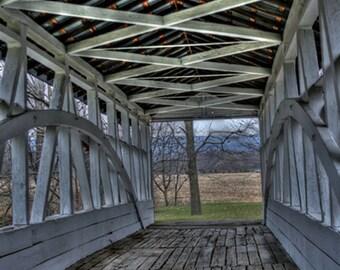 Covered Bridge #1