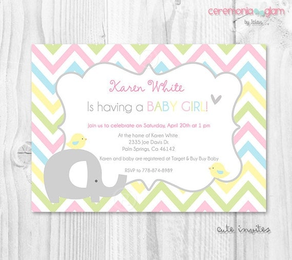pastel colors printable invitation soft colors baby shower rainbow
