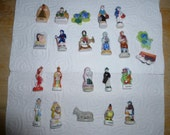 22 Feves, Charm's,  French, Epiphany Cake Charms.