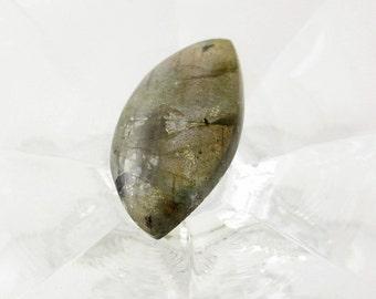 Labradorite Cabochon Teardrop Shape  STR908