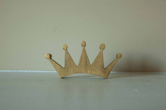 Wood Crown, Prince, Princess Nursery, Tiara
