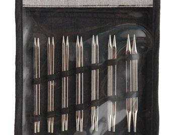 KnitPro (Knitters Pride) Nova Cubics Deluxe Interchangeable Needle Set - SALE - only 59.90 USD
