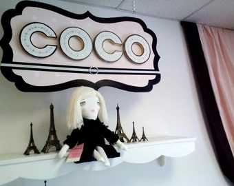Custom Sooziedoozie Coco Doll