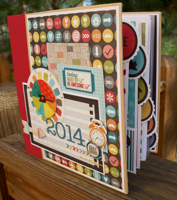 How to make scrapbook journal -  Zoom
