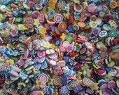 Fimo Cane Slices - 500+ Mixed Slices