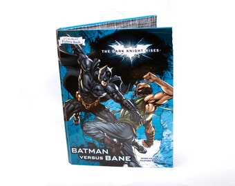 Batman Book Tablet Cover Case- (iPad / iPad Air / Kindle Fire 8.9 / Nexus 10 / Samsung 10.1 / Hardcover / Book)