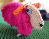 Custom Order - Two Bright Sheep