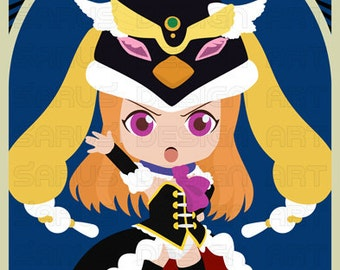 Mawaru Penguindrum, Princess of the Crystal, Himari, Takakura,Princess-of-the-Crystal.anime