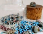 Lot of vintage beads