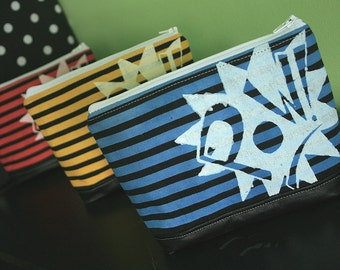 POW! Makeup Bag // SAMPLE SALE 20% off!