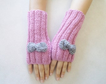 Fingerless Gloves, Women's Fashion, For her gifts, Hand Warmers, Women Accessories Mittens, Arm Warmers