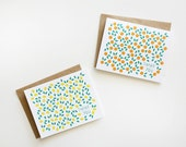 Thank You Citrus Cards - Oranges/Lemons / Colorful Citrus / Thank You Card Pack