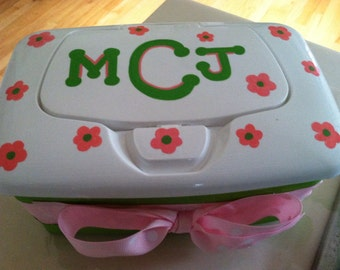 Personalized Baby Wipes