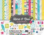 Echo Park Here & Now Collection Kit