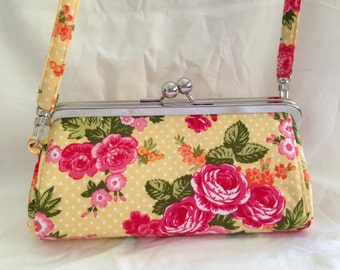 Framed Clutch Purse with Frame.......
