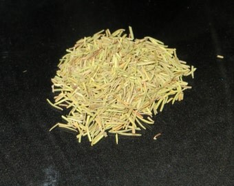 Dried Whole Rosemary Leaves 1/2 oz sample to 2 pounds available. Best Prices and FAST SHIPPING. (1 4 8 12 16 ounce lb lbs tea)