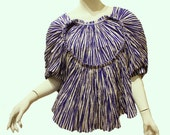 1990's Original Comme des Garçons Junya Watanabe striped top Sz. S/M