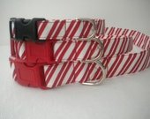 SALE- Ready to Ship- Christmas Candy Cane