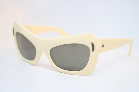 Vintage Eyeglass Frames Prescription Lenses : Vintage Glasses Frames Mask Sunglasses Eyeglass Frames Retro