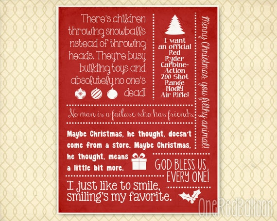 Quotes From A Christmas Story: Quotes From Christmas Story Movie. QuotesGram