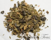 Organic Moroccan Mint Loose Tea Leaves 1.4 oz. Pkg. ST0024