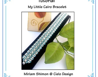 My little Cairo Bracelet - Tutorial
