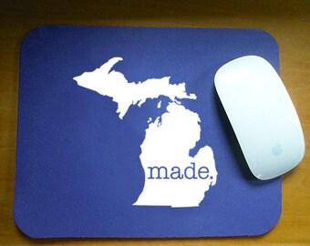 Michigan  'Made' Computer Mouse Pad