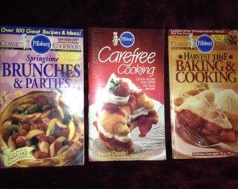 Pillsbury Classic Cookbooks