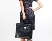 Felted bag,20%OFF! big bag, fashion handbag, handmade, felted bag, beautiful bag, roomy bag