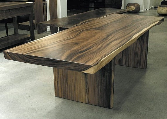 items similar to sale suar wood dining table with sap. Black Bedroom Furniture Sets. Home Design Ideas