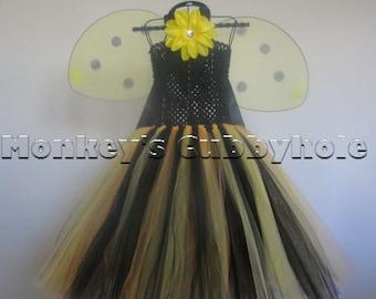Bumblebee Tutu Dress Set