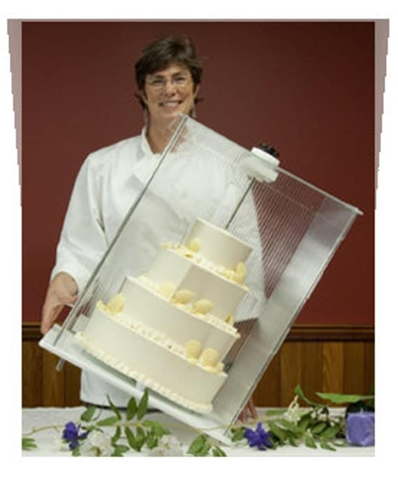 wedding cake boxes for transporting items similar to cakesafe cake transporting box system on etsy 22067