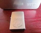 VALENTINESALE POW MIA Zippo Lighter and Metal Case