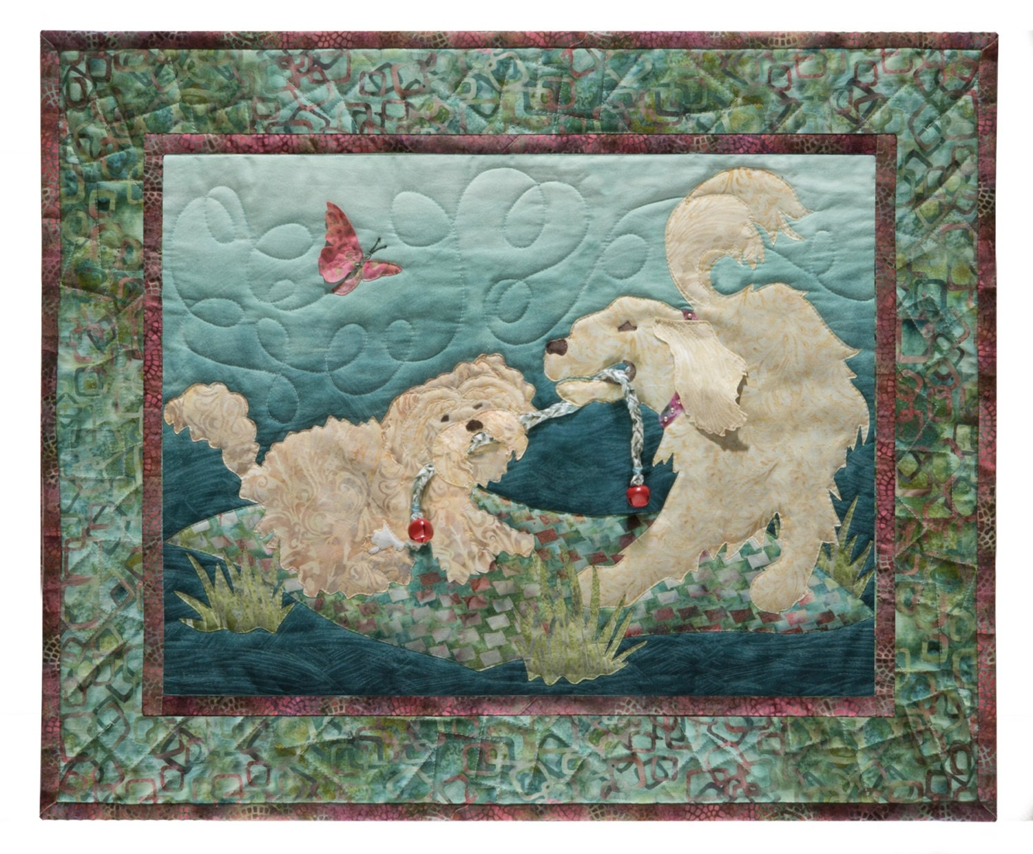 Mckenna Ryan Quilt Pattern Dog Park 4 Paw Wars Includes