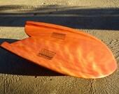 SALE!-- Figured Red Gum Handboard.