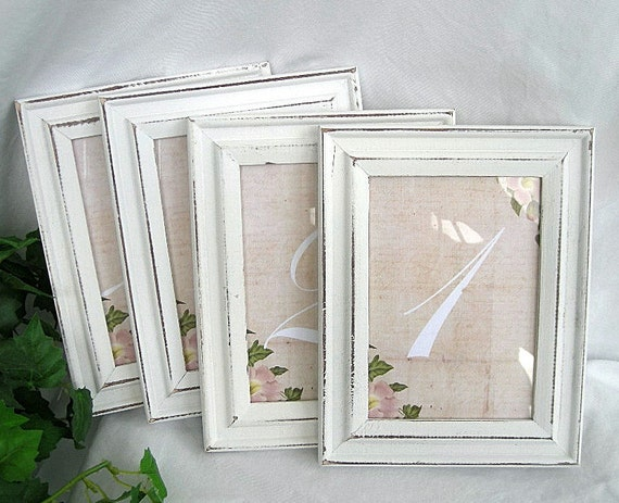 like this item - Whitewashed Picture Frames