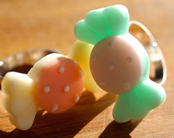 Sweet Candy Ring By Millypops - Choice of two colours