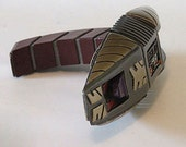 Star Trek Deep Space 9 Cardassian Phaser resin tv prop.  FULLY PAINTED & COMPLETE by me