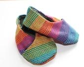 Gaia (Lenny Lamb) Baby Kimono Shoes
