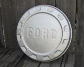 Ford Truck Hub Cap-Early 1960's.